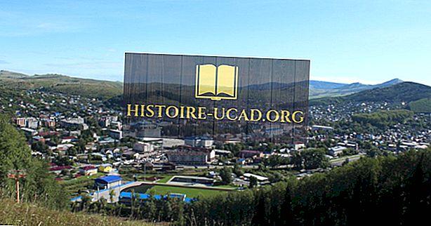 Vad är huvudstaden i Altai-republiken?