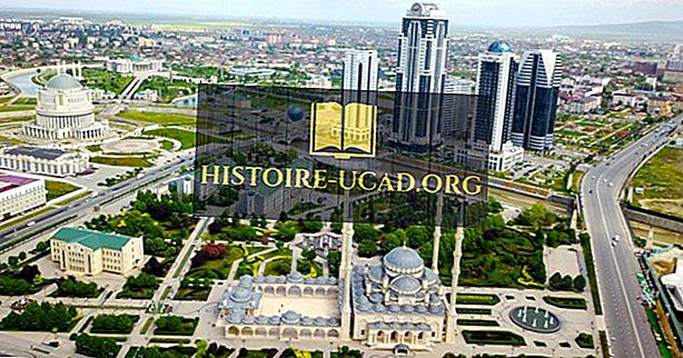 Ποια είναι η πρωτεύουσα της Δημοκρατίας της Τσετσενίας;