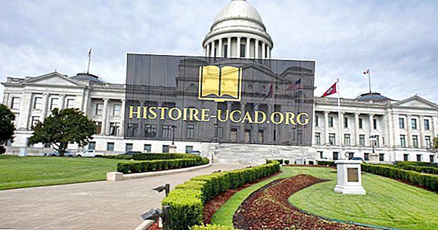 Kdy byl Arkansas založen?