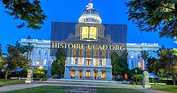 عندما تأسست كاليفورنيا؟