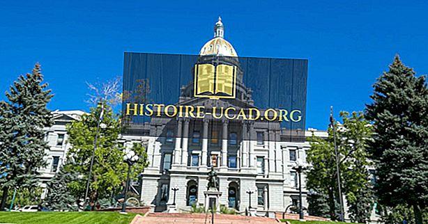 متى كولورادو الانضمام إلى الاتحاد؟