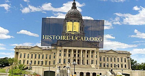 Kapan Negara Bagian Kansas AS Didirikan?