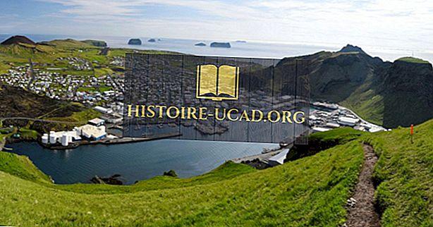"""Τα πιο δημοφιλή """"εξωτερικά"""" νησιά της Ισλανδίας"""