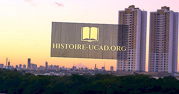 कुइबा - ब्राजील की माटो ग्रोसो राज्य की राजधानी