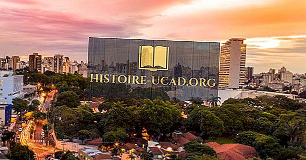 เบโลโฮริซอนตี - เมืองหลวงของมีนาสประเทศบราซิล