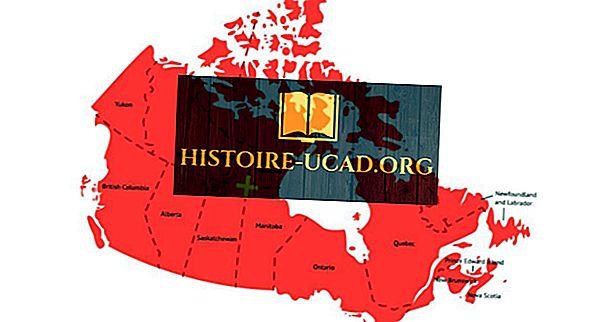 أين تقع منطقة الزوايا الأربع في كندا؟