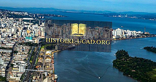 Πόρτο Αλέγκρε - Η πρωτεύουσα της πολιτείας Ρίο Γκράντε ντε Σουλ της Βραζιλίας