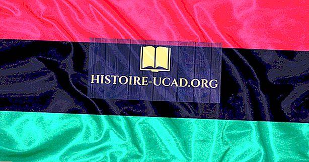 Как изглежда пан-африканският флаг?