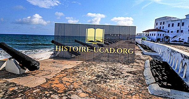 Care țară a fost cunoscută sub numele de Coasta de Aur?