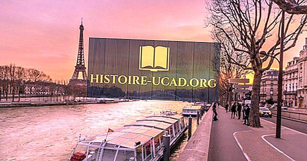 Коя река минава през Париж?