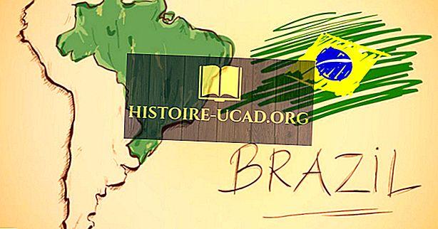 Σε ποια ήπειρο βρίσκεται η Βραζιλία;