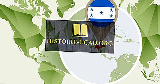 Hvilken kontinent er Honduras i?