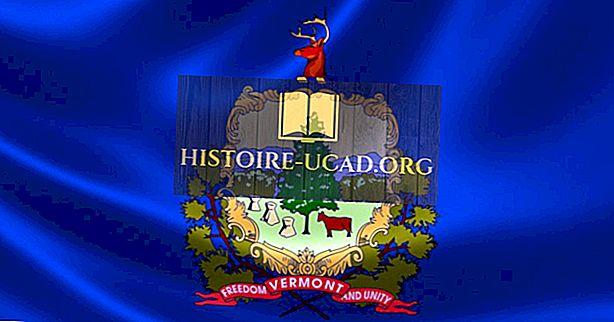 Vermonto valstybės vėliava