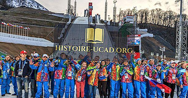 Koliko ljudi dela in prostovoljno za olimpijske igre?