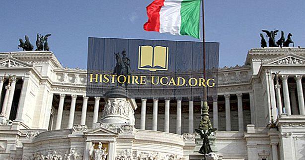 Når ble Italia et land?