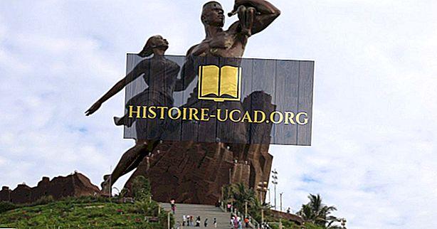 Kaj je spomenik afriške renesanse?