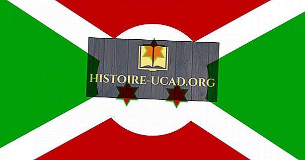 Mitä Burundin lipun värit ja symbolit merkitsevät?