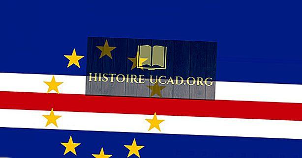 Какво означават цветовете и символите на знамето на Кабо Верде?