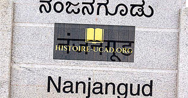 ما هي اللغات Dravidian؟