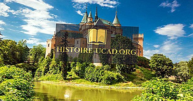 Kaj je celina v Slovaški?