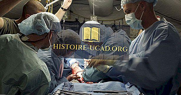 12 países com o melhor acesso aos cirurgiões