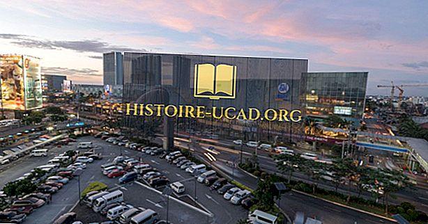 De grootste winkelcentra ter wereld