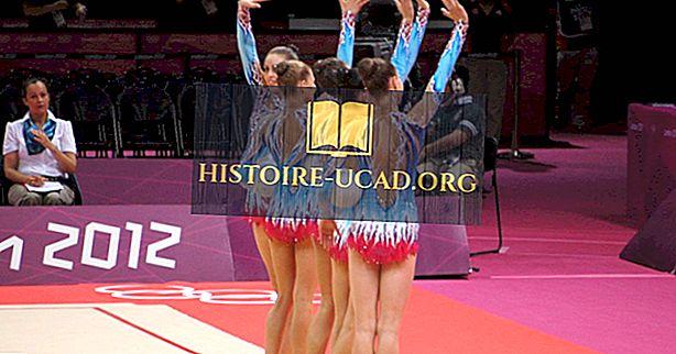 Pays ayant le plus de médailles d'or olympiques en gymnastique féminine