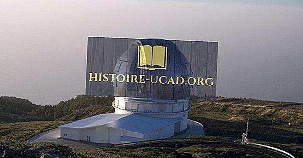 Největší dalekohledy na světě