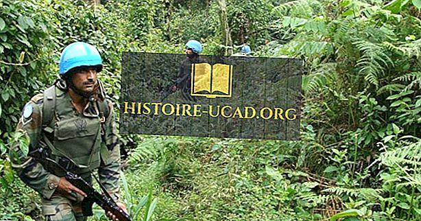 Pays fournissant le plus grand nombre de soldats de la paix des Nations Unies