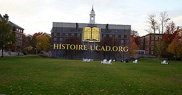 Šalys, kuriose yra aukščiausio rango universitetai
