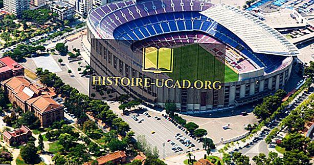 Suurimmat stadionit Euroopassa