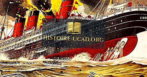 Welt Fakten - Was hat die Lusitania versenkt?  Wenn Sie denken, dass es ein Torpedo war, denken Sie noch einmal