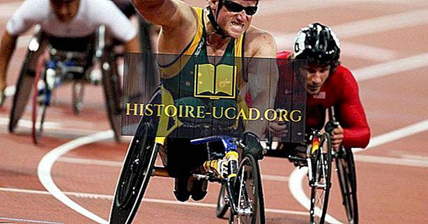 Letní paralympijské hry Hostitelská města a vítězné země