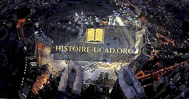 Najstarejše mošeje na svetu