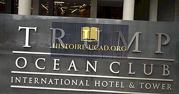 Trump Properties liegt außerhalb der USA