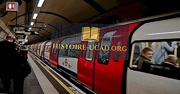 Sistem Metro Lama di Dunia