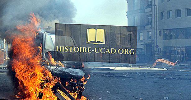 Најгори немири 21. века