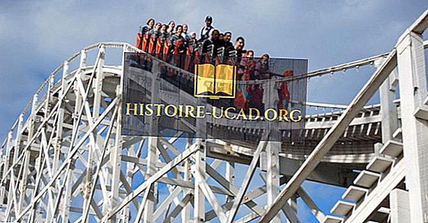 Verdens første Roller Coasters