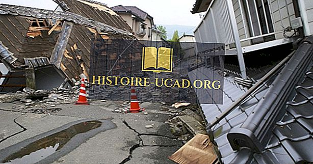 Comment les séismes sont-ils mesurés à l'aide de l'échelle de Richter?