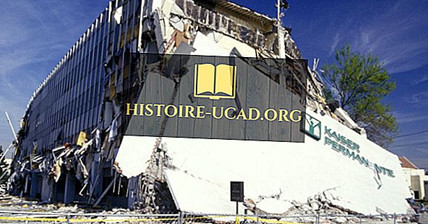 Najviac katastrofické a nákladné zemetrasenia v Amerike