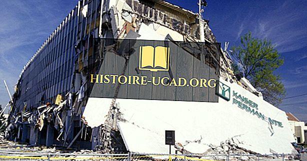 fakta dunia - Gempa bumi yang paling bencana Amerika dan mahal