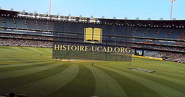 Najlepsze stadiony krykieta w Australii według liczby gier hostowanych
