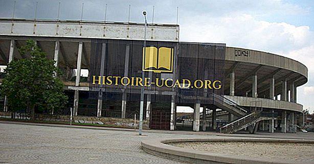 Največji svetovni stadion