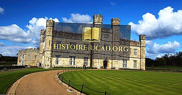 영국에서 가장 방문한 유적지