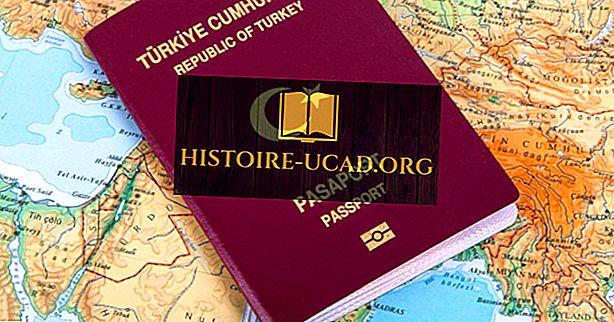 Riigid, kus on kõige kallimad passid