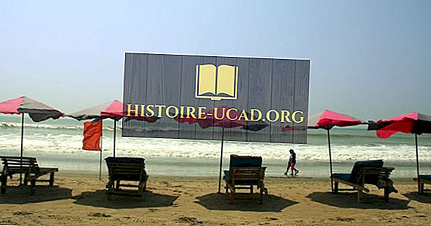 Les plus longues plages du monde