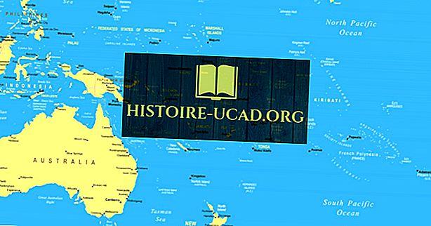 Kaj je Mikronezija?