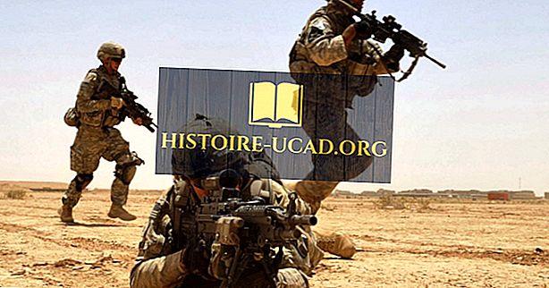 världsfakta - Militärutgifterna enligt land