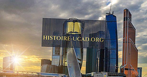 Највише зграде у Русији