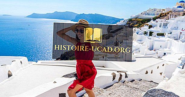 Top Source Země Pro Turisty Do Řecka